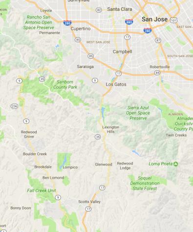 Bank robbery and manhunt in Santa Clara County causes shutdown of Highway 17