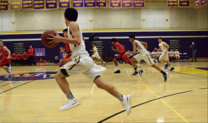 Boys basketball: Team loses to Saratoga HS 55-56 in closest game of season