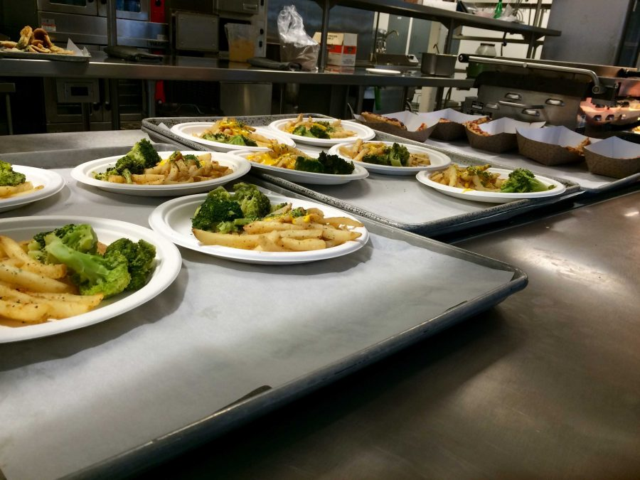 Behind the counter: The MVHS cafeteria