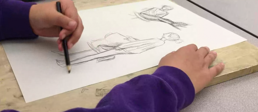 Art Club: How to: Figure drawings