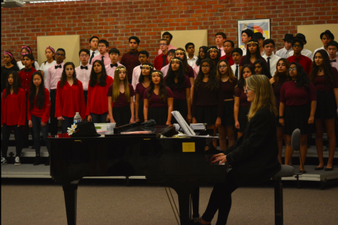 With all their heart and soul: Choir's Valentine's Day concert