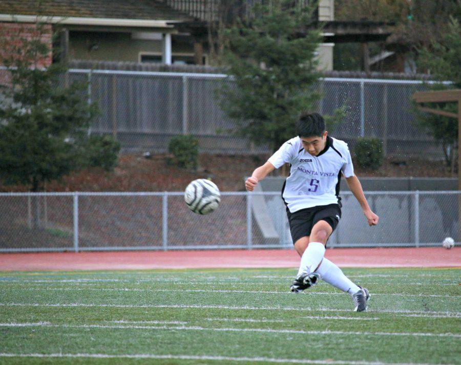 Boys Soccer: Tie between MVHS and Santa Clara HS