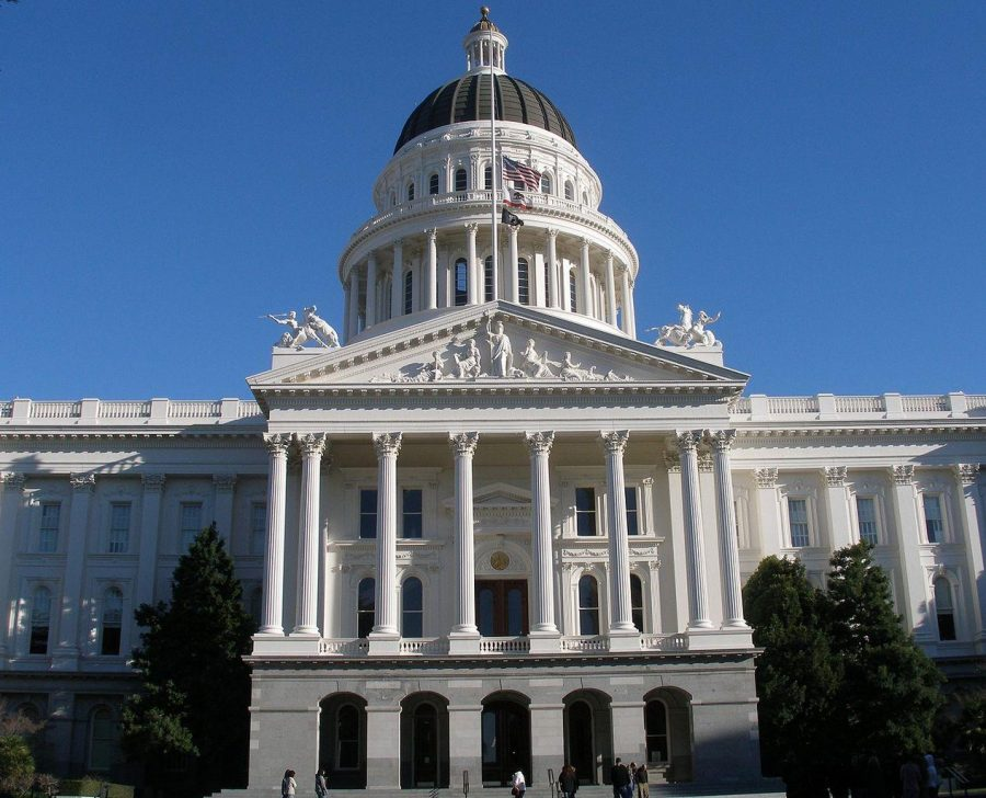 The introduction of Assembly Bill 165 into California state legislature