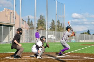 Baseball: Team dominates Cupertino HS in 8-4 win