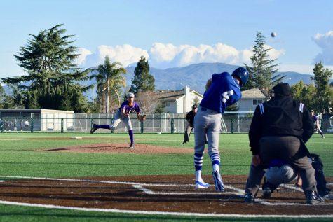 Baseball: Matadors open up season with home loss to Los Altos HS