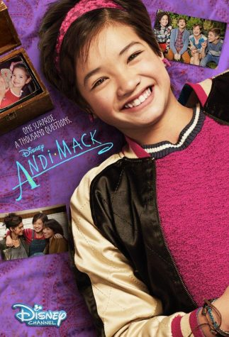 Andi Mack: New TV show involving Asian Americans and teen pregnancy