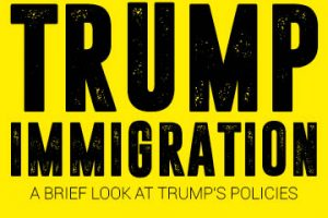 A brief look at Trump's plans for immigration