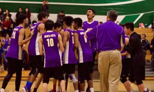Boys volleyball: MVHS maintains undefeated league record in nail-biting 3-2 finish over Homestead HS