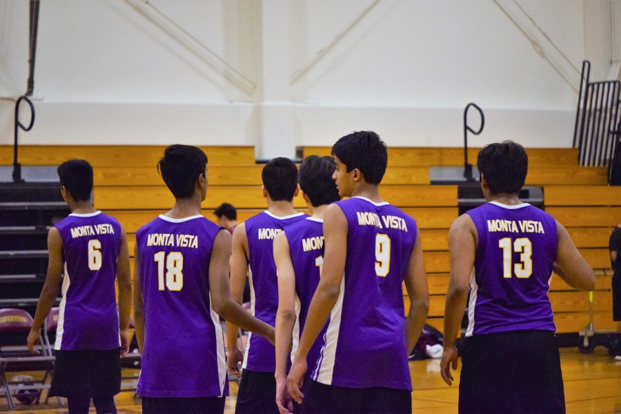 Boys+volleyball%3A+Team+defeats+Cupertino+HS+3-0