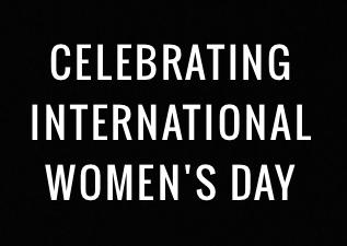 Students celebrate International Women's Day