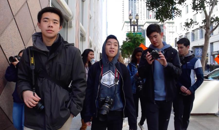 Photo Club: San Francisco trip