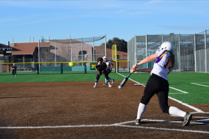 Softball: Team clutches win against Evergreen HS in close battle