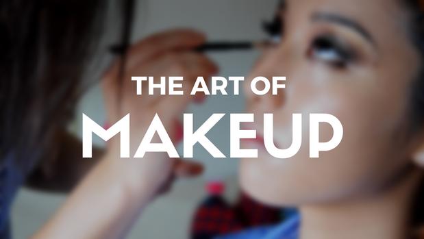 The art of makeup: How senior Elizaveta Serebryakova became a makeup artist