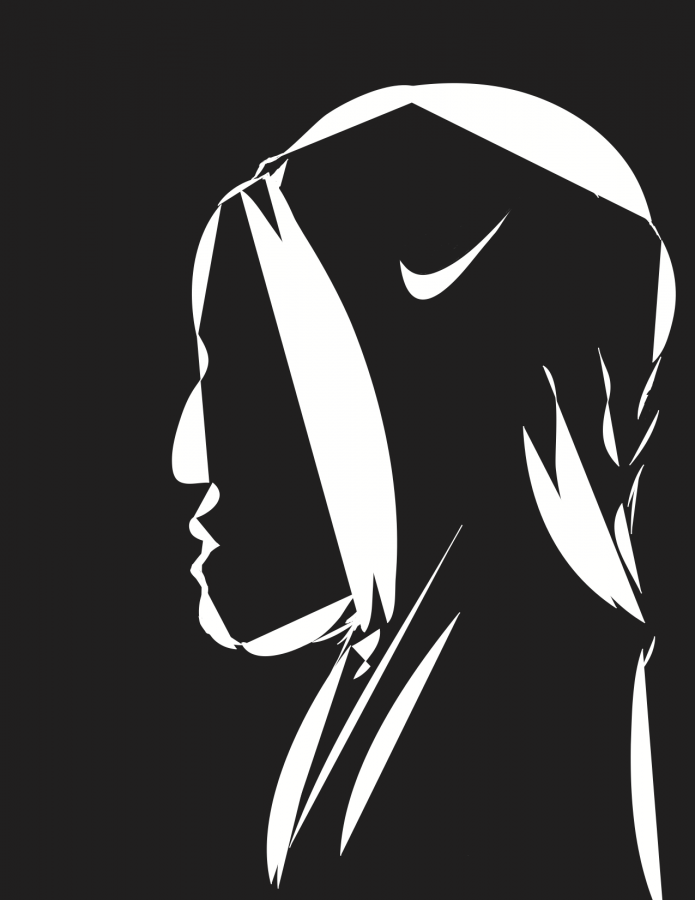 A closer look at the Nike Pro Hijab