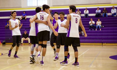 Take it from the players: MVHS pushes past Saratoga HS in straight sets