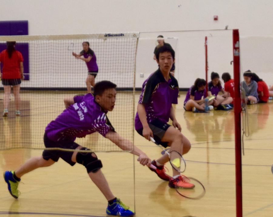 Photo Gallery: Badminton triumphs over Gunn HS 19-11