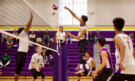Boys volleyball: No longer undefeated