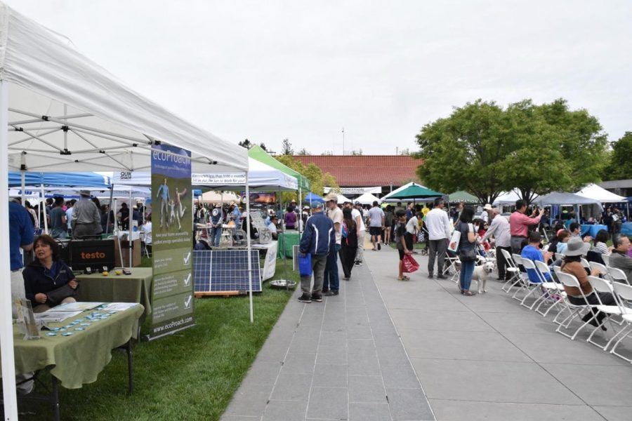 Cupertino holds 9th annual Earth Day and Arbor Day festival