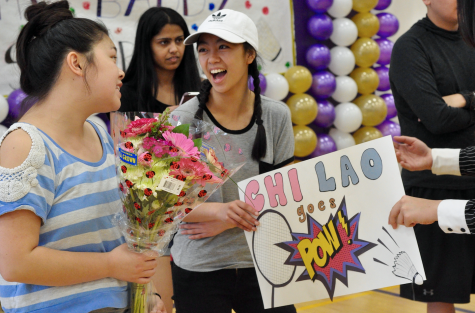Retiring the Racquet: Badminton holds memorable senior night on April 27
