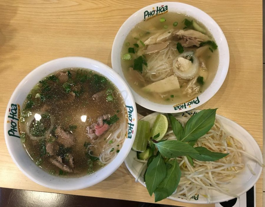 Restaurant Roulette: Pho Hoa