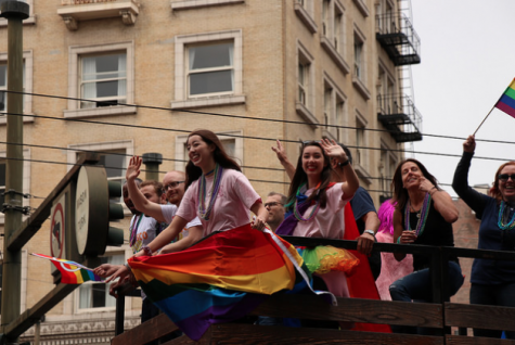 San Francisco Pride: Thousands to celebrate LGBTQ community
