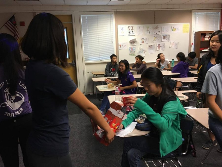 Chinese Honor Society welcomes new members