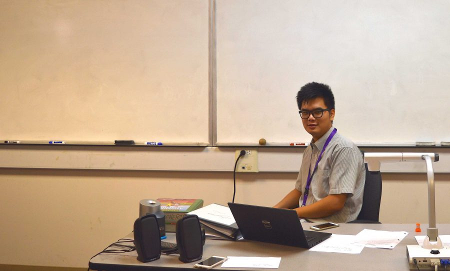 Math Department: Q&A with Geometry and Algebra 2 teacher Josh Kuo