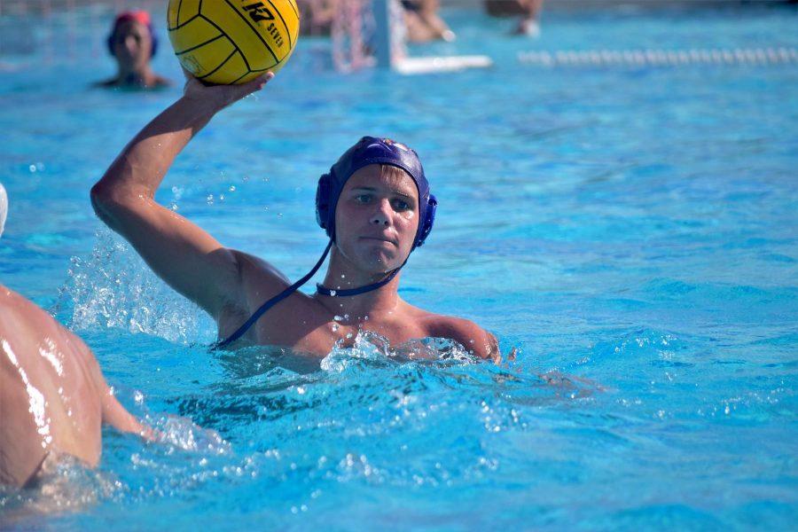 Boys water polo: The long shot against Los Altos HS