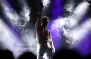 Taeyang's WHITE NIGHT Tour in San Jose
