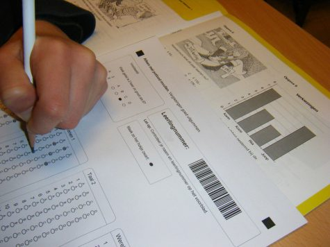 Preparing for a challenge: Taking the PSAT