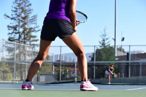 Girls Tennis: Los Altos HS seals win over MVHS