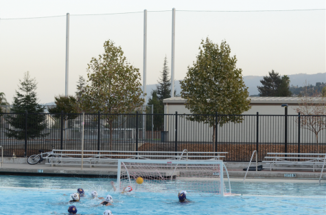 Girls water polo: Team is victorious in first home game