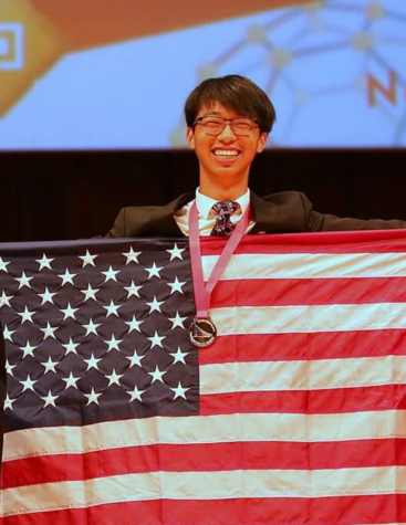 MVHS alumnus wins gold at International Chemistry Olympiad