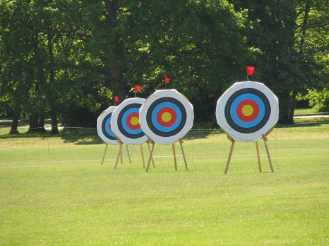 Ready… aim… shoot: an introduction to the Archery Club
