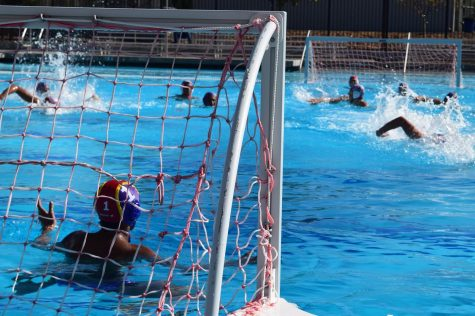 Boys water polo: Team loses to Gunn HS 4-19
