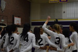 Girls volleyball: Team loses to Palo Alto HS in four set defensive victory