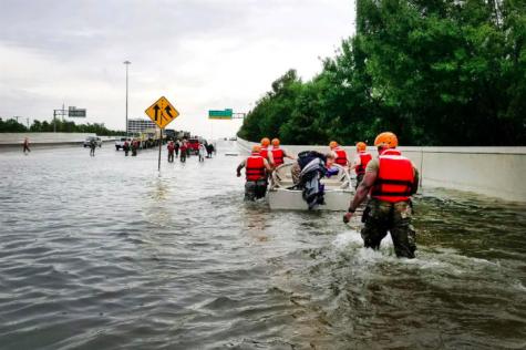 Surfing the aftershocks of 2017's abnormal hurricane season