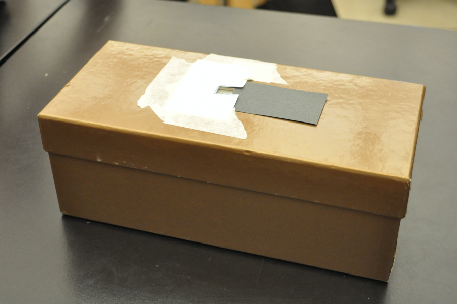 The science behind the pinhole camera