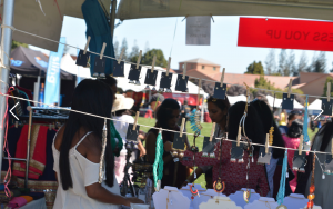 A look at small businesses at the Cupertino Diwali Festival