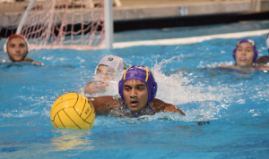 Boys water polo: Reffing a divergent game