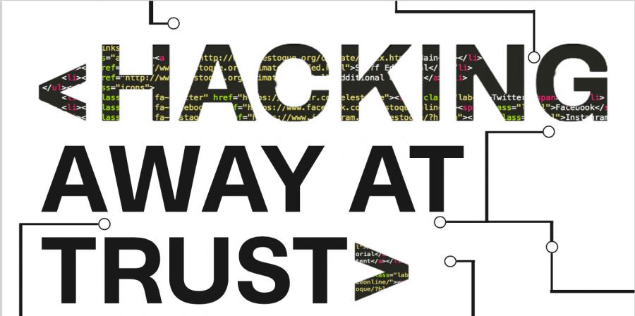 Hacking away at trust