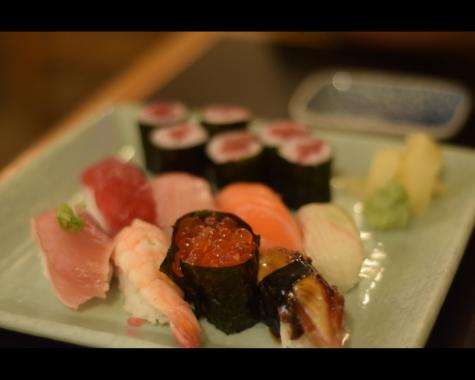 Restaurant Roulette: Sushi Kuni