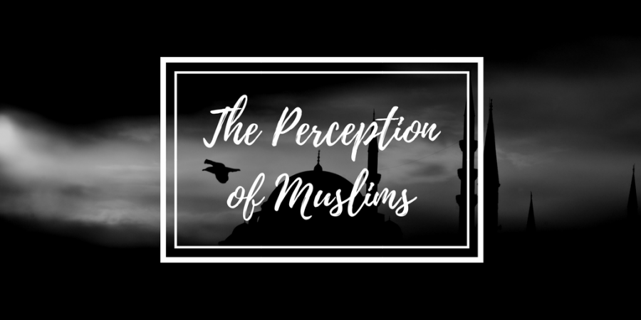 The perception of Muslims