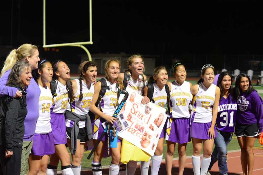 Field hockey says goodbye to their seniors as they end their season with a tie