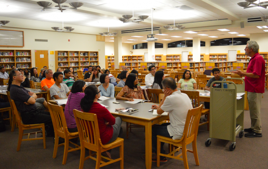 Parental Guidance: MVHS holds parenting classes
