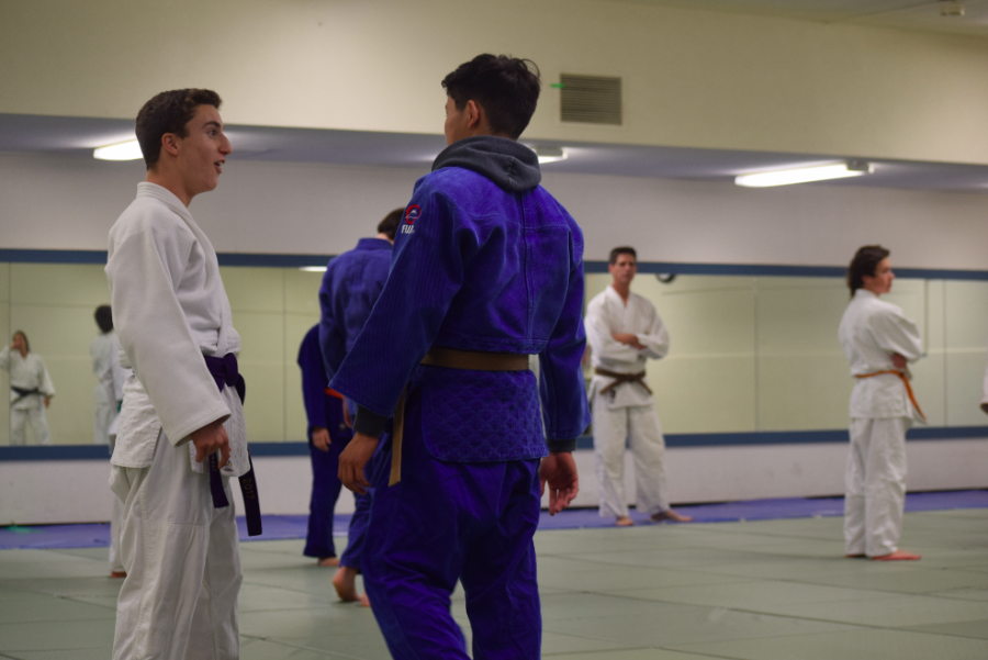 Climbing ranks: Judo players share their stories