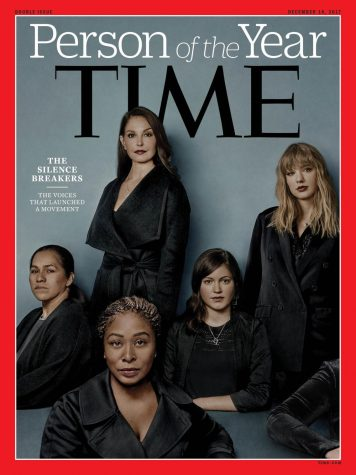 Who's on the cover of TIME?