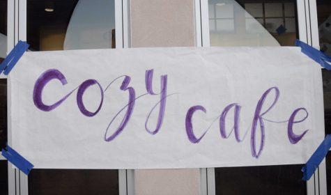 Leadership prepares for Cozy Café