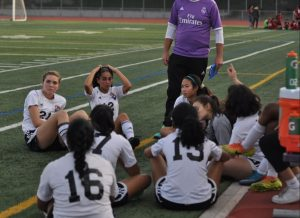 Girls soccer: Team falls to Fremont in final minutes