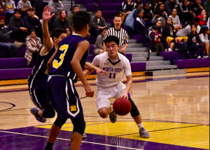 Boys basketball: Matadors beat Milpitas HS by score of 59-45